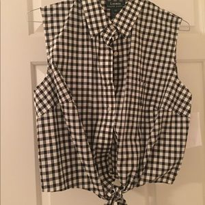 Ralph Lauren Gingham shirt